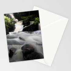 Waterfalls After the rains Stationery Cards