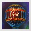 """""""Paris"""" Canvas Print"""
