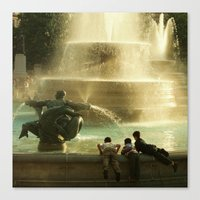 What Would You Do If You… Canvas Print