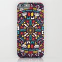 Mandala London Britain UK iPhone & iPod Case