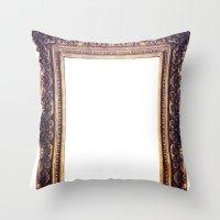 Frame Throw Pillow