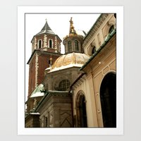 The Middle Ages Art Print