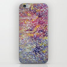 Fallen Leaves Painting  iPhone & iPod Skin