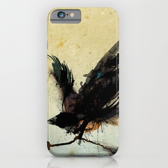 Sweet Bird iPhone & iPod Case