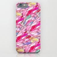 Crystal Pattern iPhone 6 Slim Case