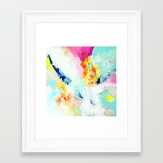 Wait For It Framed Art Print