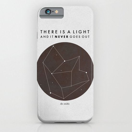 There Is A Light iPhone & iPod Case