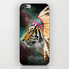 Fight For What You Love (Chief of Dreams: Tiger) Tribe Series iPhone & iPod Skin