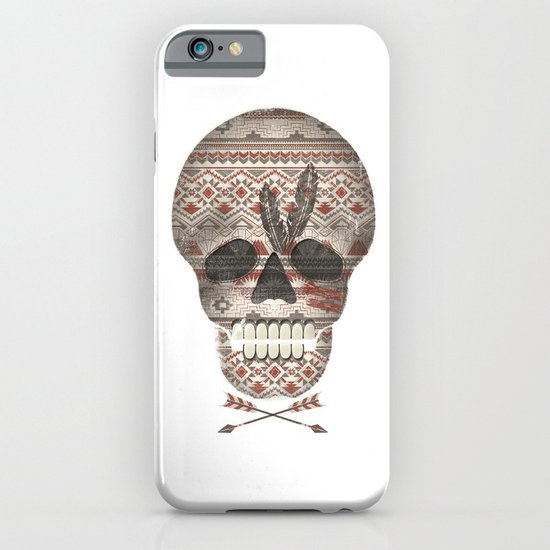 SKULL & ARROW  iPhone & iPod Case