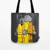 Bricking Bad Tote Bag