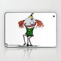 Happy Clown Laptop & iPad Skin