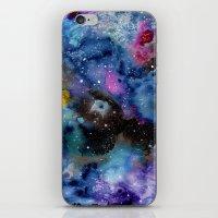 Intergalactic Planetary iPhone & iPod Skin