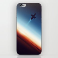 Into Space iPhone & iPod Skin