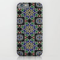 Wild Blueberries iPhone 6 Slim Case