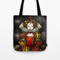 The Virgin Queen (Elizab… Tote Bag