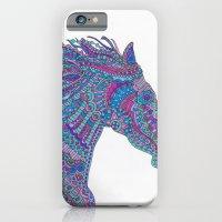 Technicolor Horse iPhone 6 Slim Case