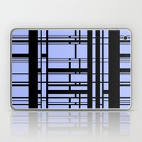 Grid Pattern 2 Laptop & iPad Skin