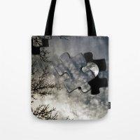 Sky Surrealism. Tote Bag