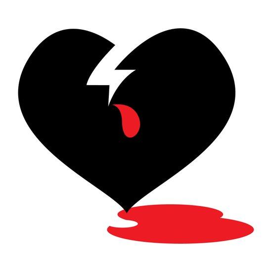 Empty Hearted Art Print