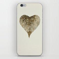 heart nature iPhone & iPod Skin