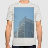 Ice-13 Mens Fitted Tee Silver SMALL