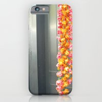 iPhone & iPod Case featuring Flower Tails by Ian Thompson