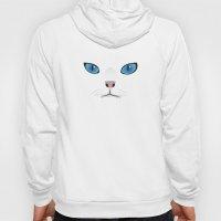 Little White Cat Hoody