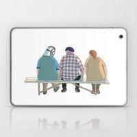 Kind Grandma Laptop & iPad Skin