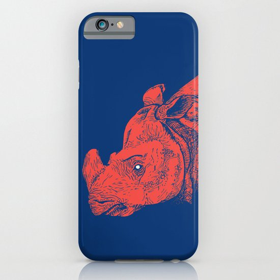 Red Rhino iPhone & iPod Case