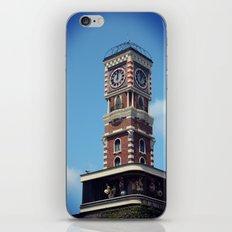 CLOCKTOWER iPhone & iPod Skin