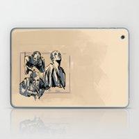Floki Sketches 2 Laptop & iPad Skin