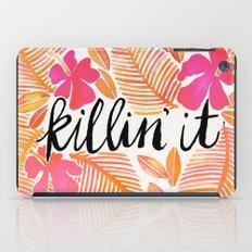 Killin' It – Melon Ombré iPad Case