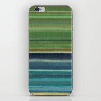 Just Stripes iPhone & iPod Skin