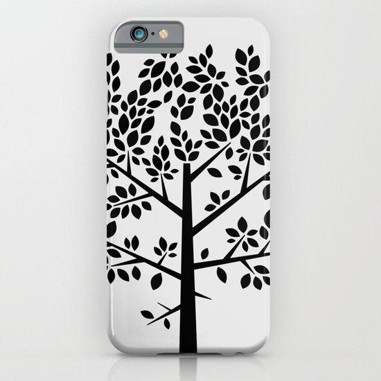Tree Graphic 2 iPhone & iPod Case