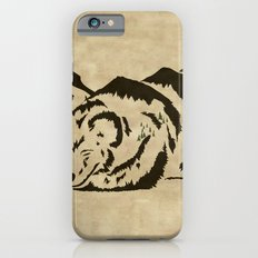 Sleepy Bear Mountain iPhone 6s Slim Case