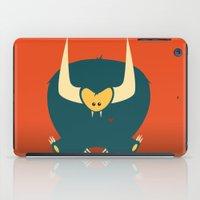 Love Monster iPad Case