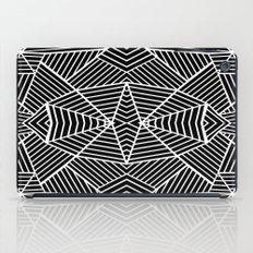 Ab Zoom Mirror Black iPad Case