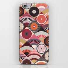 mountain berry iPhone & iPod Skin