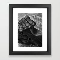 Please Madame Framed Art Print