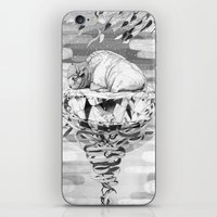 Young Treasure iPhone & iPod Skin