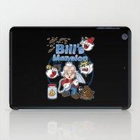 Bill's Mansion iPad Case