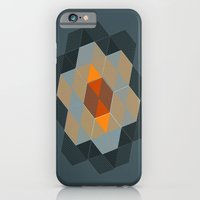 iPhone & iPod Case featuring Tiling I by World Raven