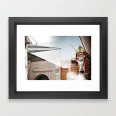 ArchitectureS Framed Art Print