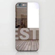 Paris EST Library Slim Case iPhone 6s