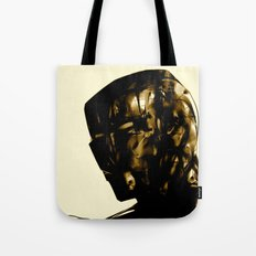 Man of Iron Tote Bag