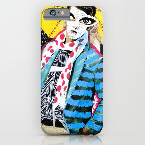 ::Man in the Rain:: iPhone & iPod Case