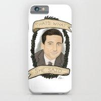 Michael Scott iPhone 6 Slim Case