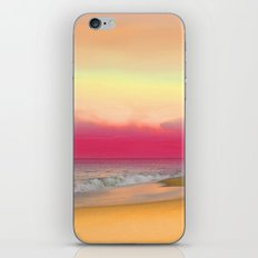Ocean Reflections 6 iPhone & iPod Skin