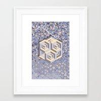 CBE Framed Art Print