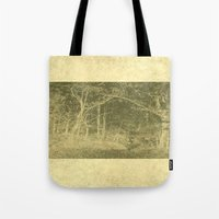 There Is Unrest In The F… Tote Bag